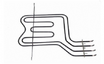 Genuine New World AS0015961 Grill / Oven Element